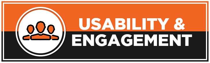 Usability and Engagement